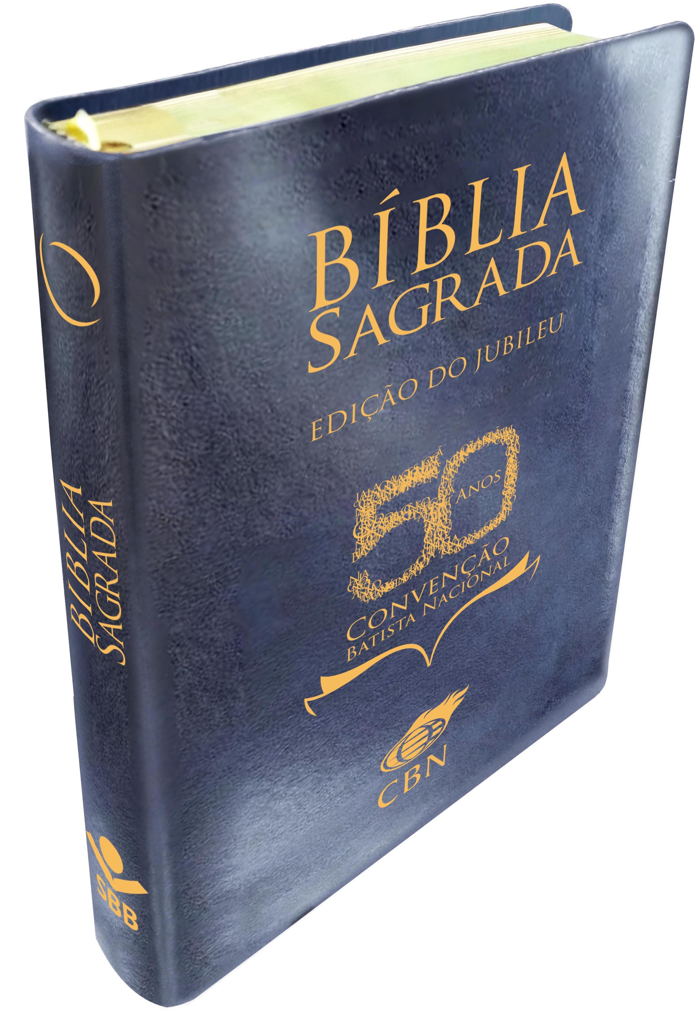Bíblia Edição do Jubileu da CBN