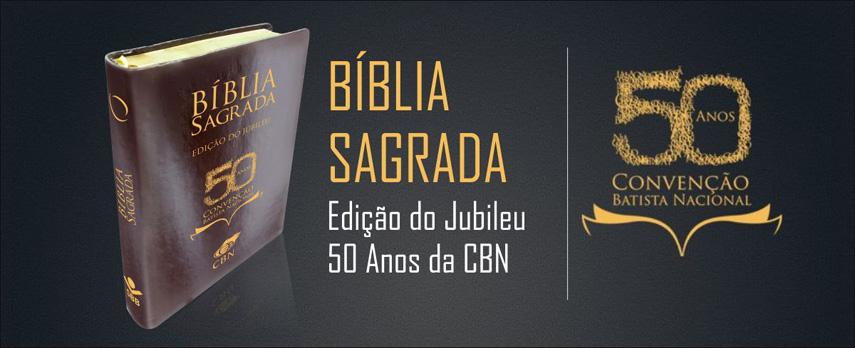 biblia 50 anos